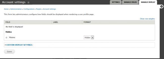 Remove member for in drupal 7 after login